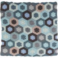Sebra Crochet Baby Blanket (85x85cm)