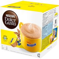 Nescafé Dolce Gusto Nesquik Chocolate 16 choklad Kapslar