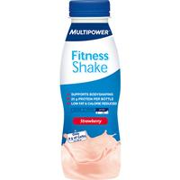 Multipower Fitness Shake jordgubbe 330ml