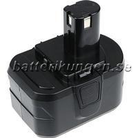 Batterikungen Batteri till Ryobi  CDD144V22 mfl - 4.000 mAh