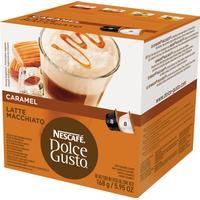Nescafé Dolce Gusto Caramel Latte Macchiato 8 kaffe Kapsel