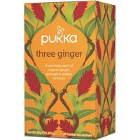 Pukka Three Ginger 20 Teabags