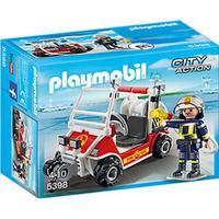 Playmobil Fire Quad 5398