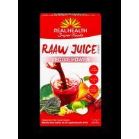 Real Health Raaw Veggie Juice Ström 7x7g