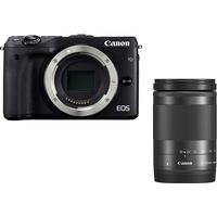 Canon EOS M3 + 18-150mm IS STM