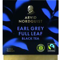 Arvid Nordquist Earl Grey Full Leaf 16 Tepåsar
