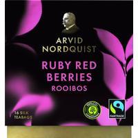 Arvid Nordquist Ruby röda bär 16 Tepåsar