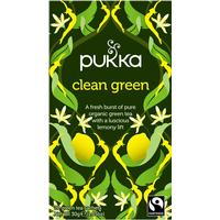 Pukka Clean Matcha Green 20 Breve