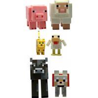 Jazwares Minecraft Animals 6 Pack