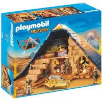 Playmobil Pharaohs Pyramid 5386
