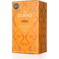 Pukka Relax 20 Tepåsar
