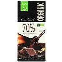 Soma Nordic Choklad 70% Ecuador organic 100 g