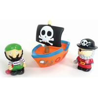 Ludi Pirate Collector Bath Sprayers