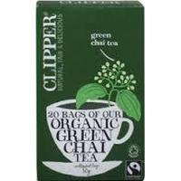Clipper Organisk grön Chai