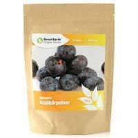 Great Earth Acaibärpulver 125g EKO Raw food Vegan