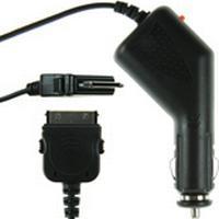 30-Pin Billaddare För iPad 2, 3 iPhone 4, 4S och iPod / Svart