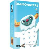 IDW Diamonsters