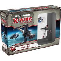 Fantasy Flight Games Star Wars: X-Wing Rebel Aces Expansion Pack (Engelska)