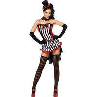 Smiffys Fever Madame Vamp Costume