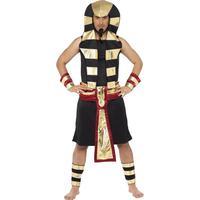 Smiffys Egyptisk Farao Maskeraddräkt - One size