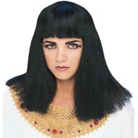 Smiffys Cleopatra Peruk - One size