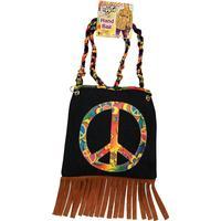 Bristol Novelty Ltd Hippie Handväska