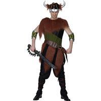 Bristol Novelty Ltd Vikingman Maskeraddräkt - One size