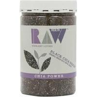 Raw Organiska Black Chia Frön