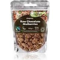 The Raw Chocolate Co Rå choklad Mullberries 125g