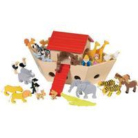 Goki Noahs Ark med 30 Dyr