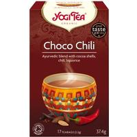 Yogi Tea Choco Chili 17 Tepåsar