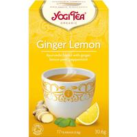 Yogi Tea Ginger Lemon 17 Tepåsar