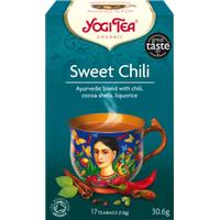 Yogi Tea Sweet Chili 17 Tepåsar
