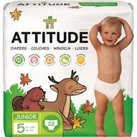 Attitude Baby Diapers Mini Size 5
