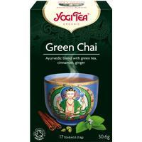 Yogi Tea Green Chai 17 Tepåsar