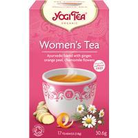 Yogi Tea Women's Tea 17 Tepåsar