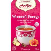 Yogi Tea Women's Energy 17 Tepåsar