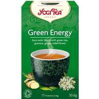 Yogi Tea Green Energy 17 Tepåsar