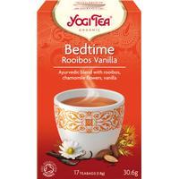 Yogi Tea Bedtime Rooibos Vanilla 17 Tepåsar