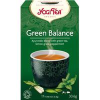 Yogi Tea Green Balance 17 Tepåsar