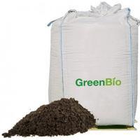 GreenBio Højbedsmuld bigbag a1000 liter- 950 kg