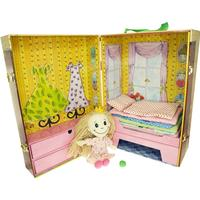 Barbo Toys Princess & The Pea Suitcase 6191