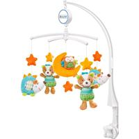 Baby Fehn Sleeping Forest Musical Mobile