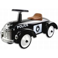 Magni Police Ride on Vehicle in Metal 1994