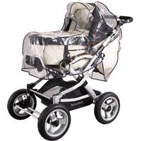 Sunny Baby Raincover for Pram with Swivelling Handle