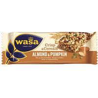 Wasa Crisp & Cereals Mandel & Pumpafrön