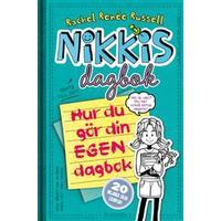 Nikkis dagbok: Hur du gör din egen dagbok (E-bok, 2016)