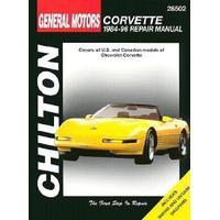 Chevrolet Corvette, 1984-96 (Häftad, 1999)