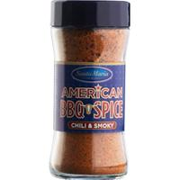 Santa Maria American BBQ Spice Chili & Smoky