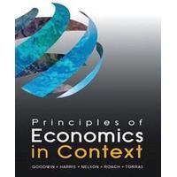 Principles of Economics in Context (Inbunden, 2014)